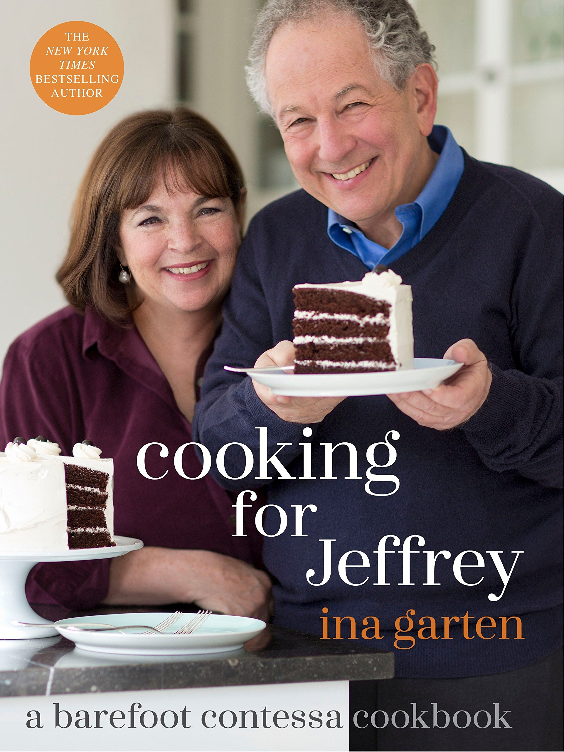 Cooking for Jeffrey: A Barefoot Contessa Cookbook by Clarkson Potter Publishers (Image #1)