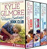 Happy Endings Book Club Boxed Set Books 1-3 (English Edition)