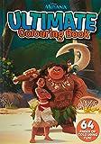 Moana: Ultimate Colouring Book (Disney)