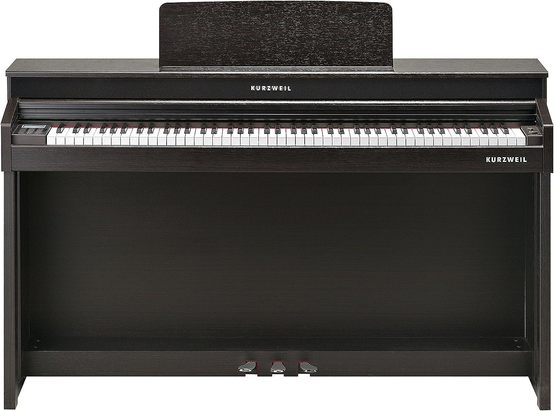 Kurzweil CUP320 piano digital de palisandro: Amazon.es ...