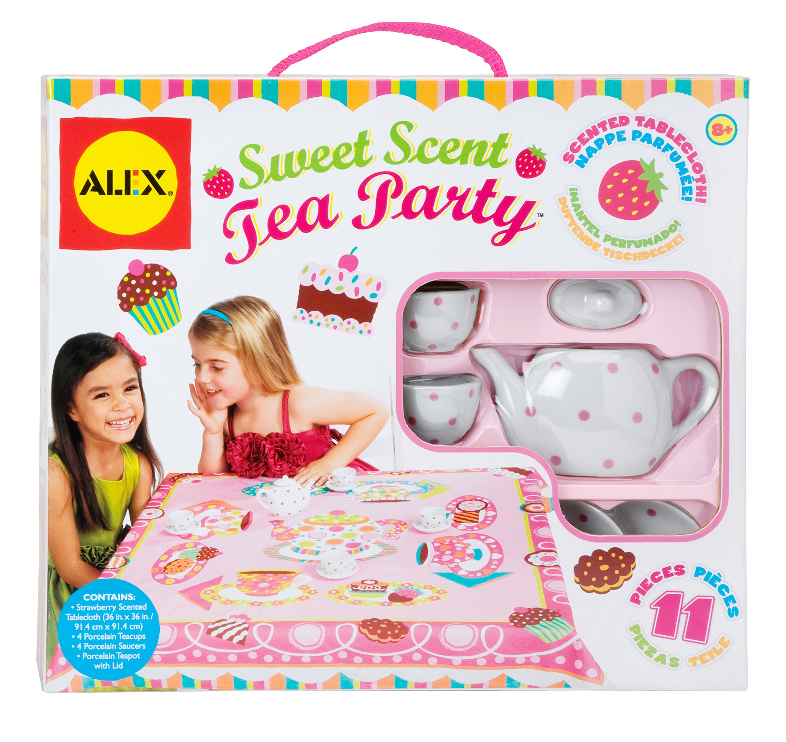 ALEX Toys Sweet Scent Tea Party
