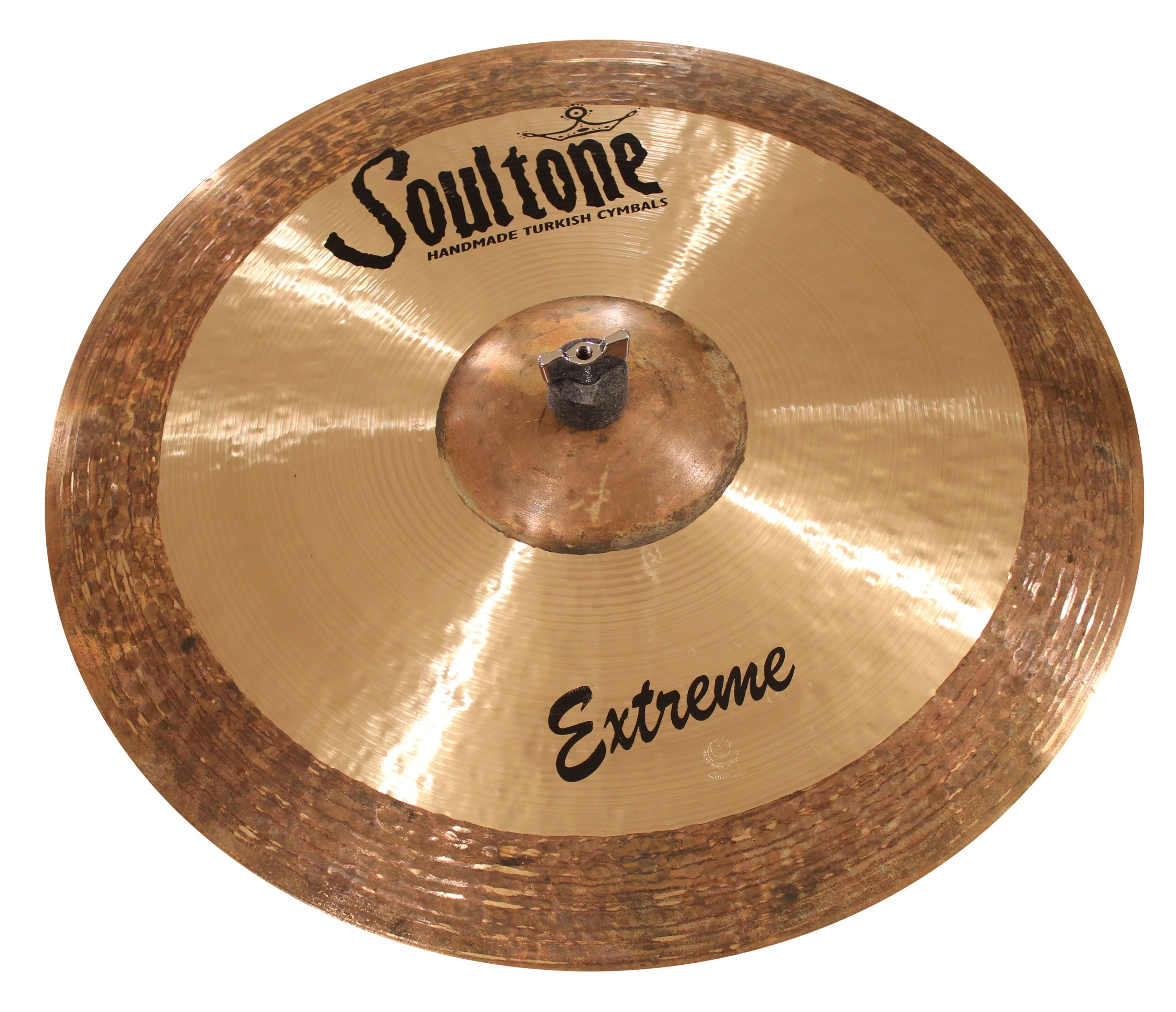 Soultone Cymbals EXT-RID18-18'' Soultone Cymbals Extreme Ride