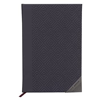 864783a3806253 Ted Baker Men s A5 Notebook