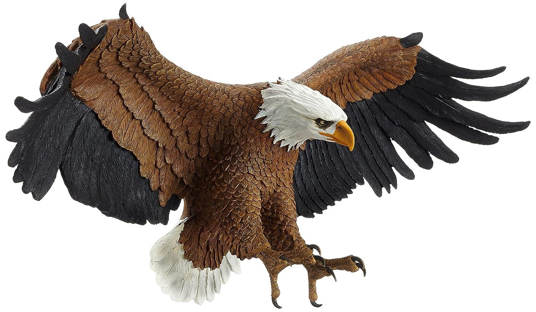 Amazon design toscano freedoms pride american eagle wall amazon design toscano freedoms pride american eagle wall sculpture home kitchen rubansaba