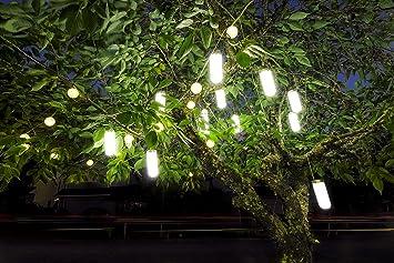Hanging Solar Garden Tree Light   Waterproof Solar Lights, Solar Tree  Lighting   SET OF