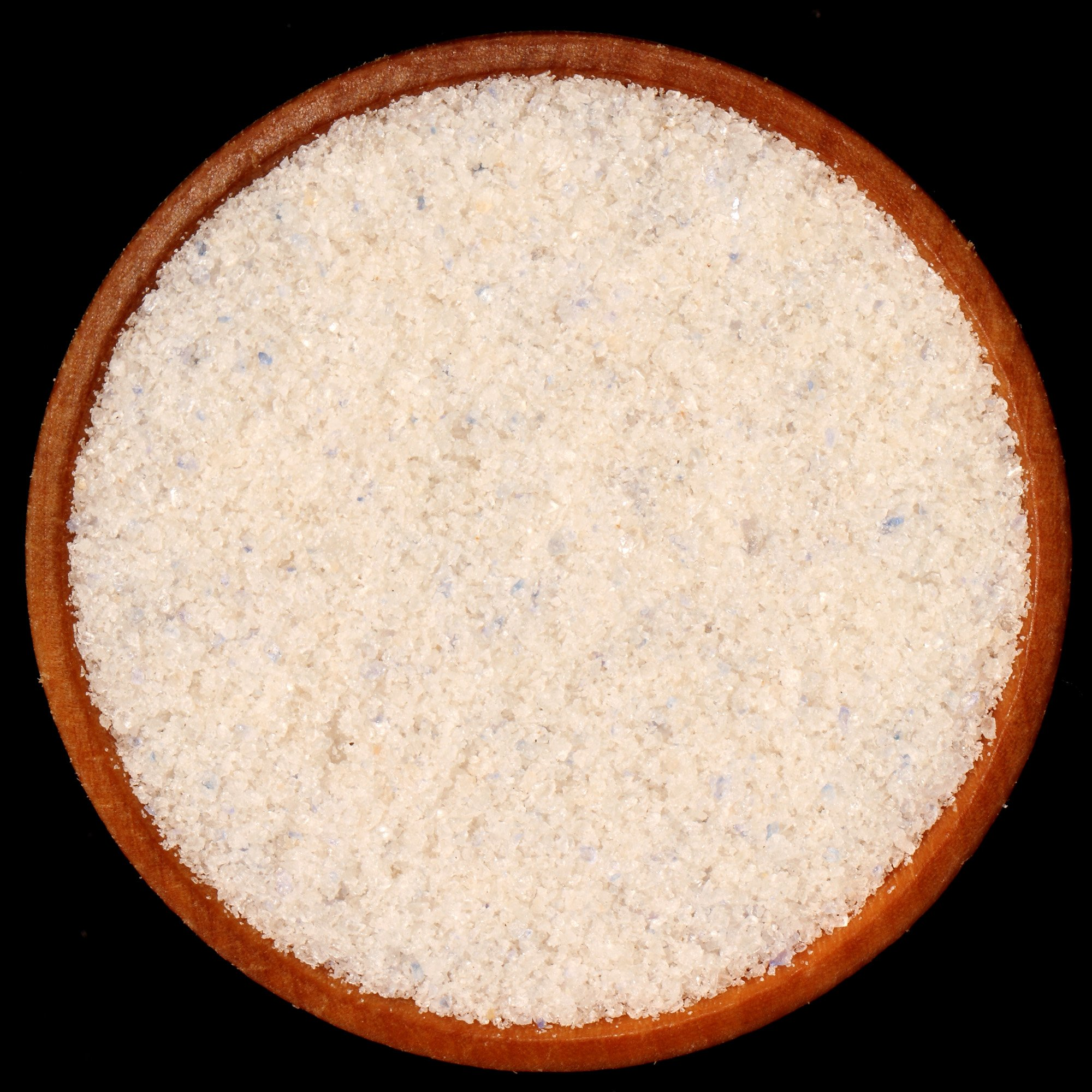 (Food Grade) Premium - Persian Blue Diamond Finishing Salt (Fine) 16 Oz