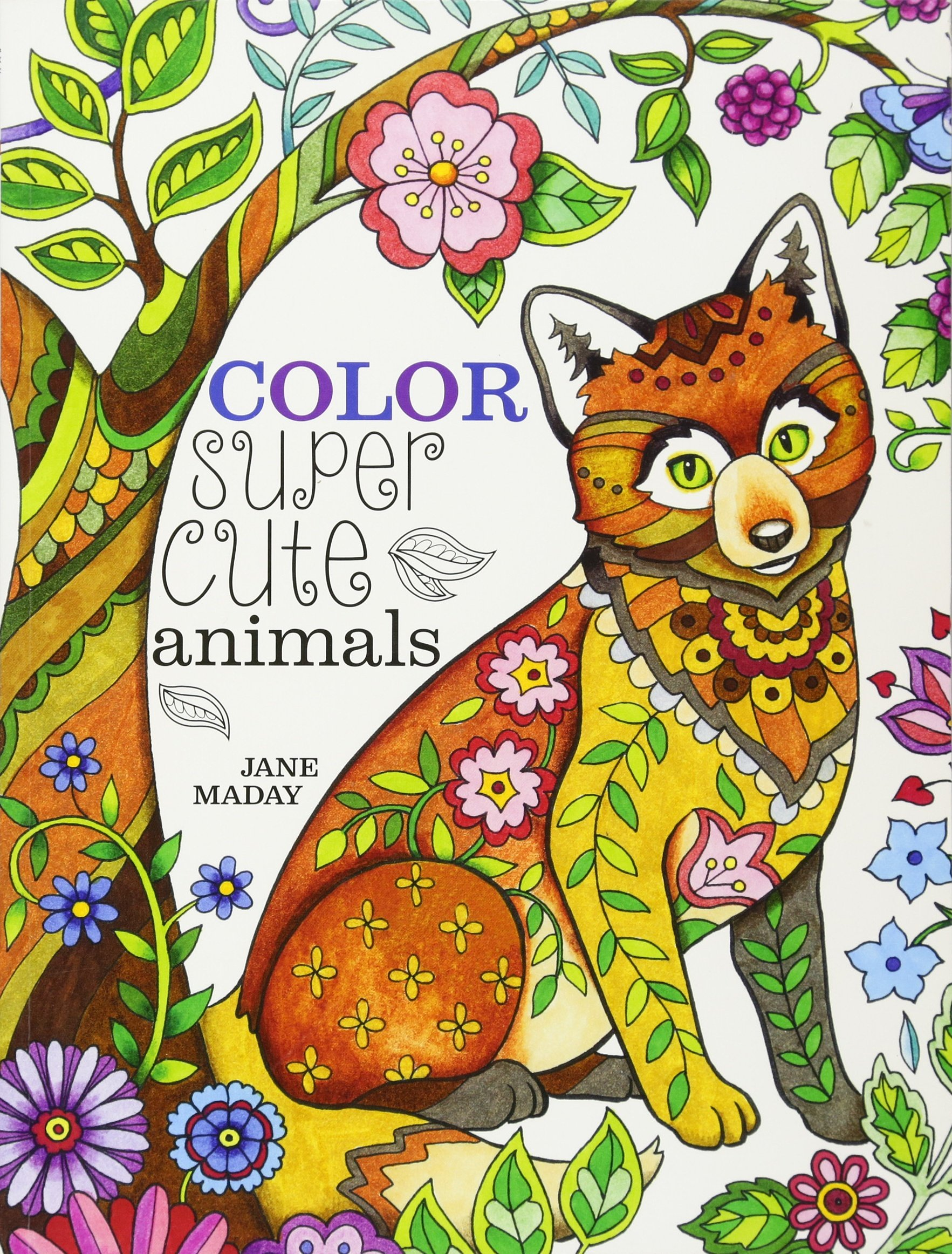 Color Super Cute Animals Maday product image