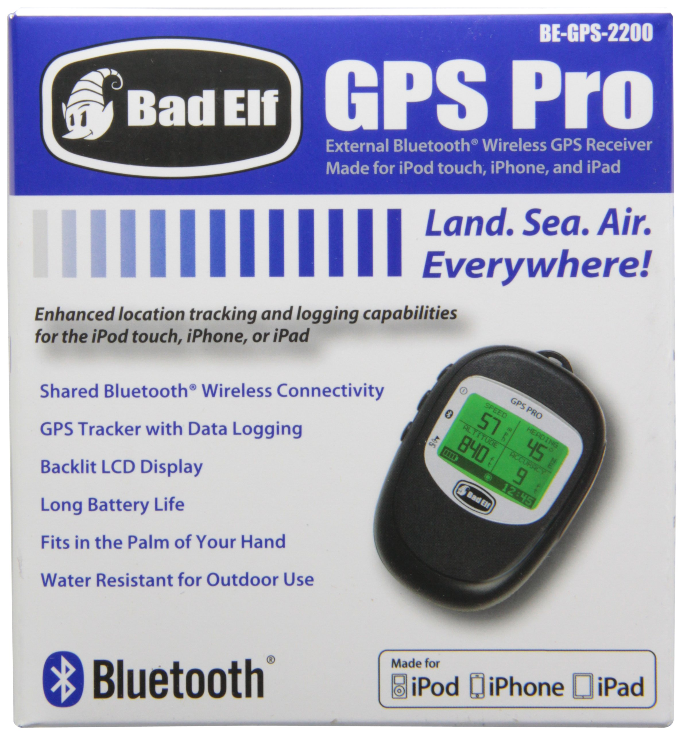 Bad Elf 2200 GPS Pro (Black/silver) by Bad Elf (Image #29)
