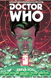 Doctor Who: The Eleventh Doctor Volume 1 - After Life: Al