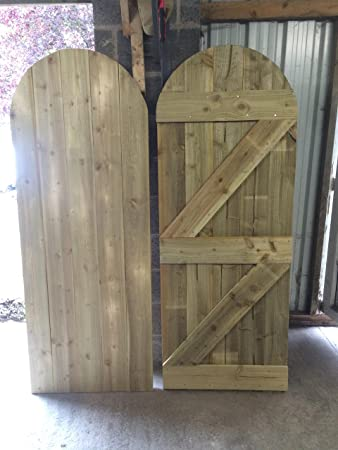 Gartentor Aus Holz Von Bespoke Garden Gates Massiv
