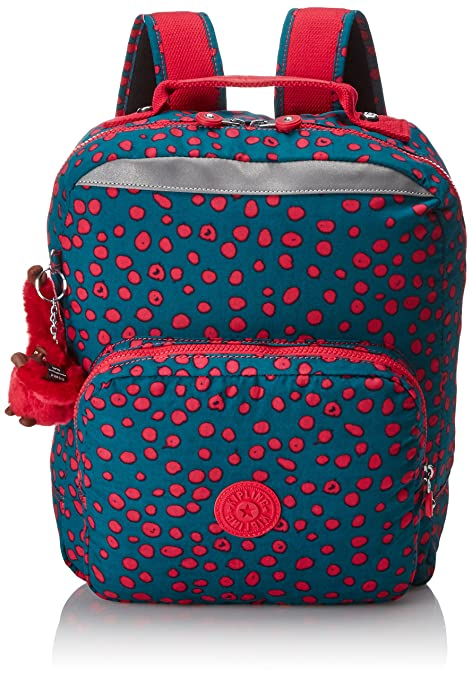 27a7446d6 Kipling - AVA - Medium Backpack - Dot Play Print - (Print): Amazon.co.uk:  Luggage