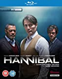 Hannibal - Season 1-3 [Blu-ray]