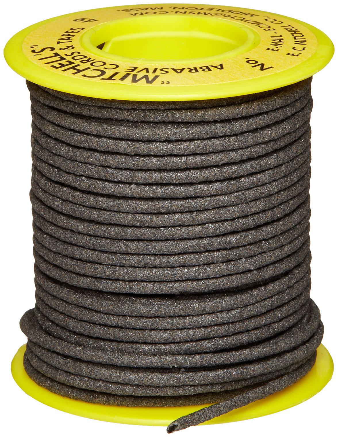 Mitchell Abrasives 58 Flat Abrasive Tape, Aluminum Oxide 150 Grit 3/16'' Wide x 50 Feet