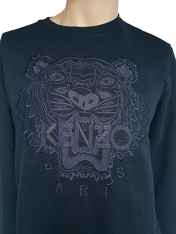 a728e8b8ee24 Kenzo - Pull - Homme Bleu Bleu Marine - Bleu - XX-Large  Amazon.fr   Vêtements et accessoires