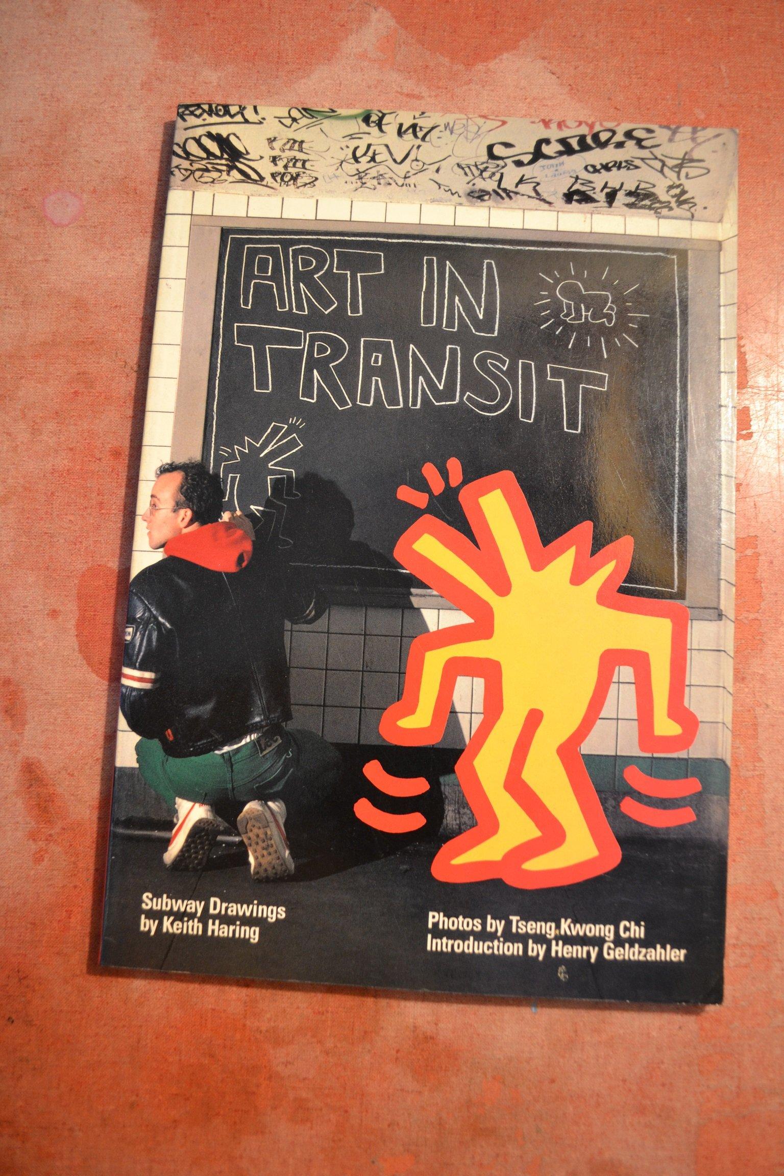 art in transit subway drawings