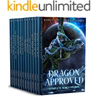 Dragon Approved Complete Series Boxed Set (Books 1 - 13): A Middang3ard Series book cover