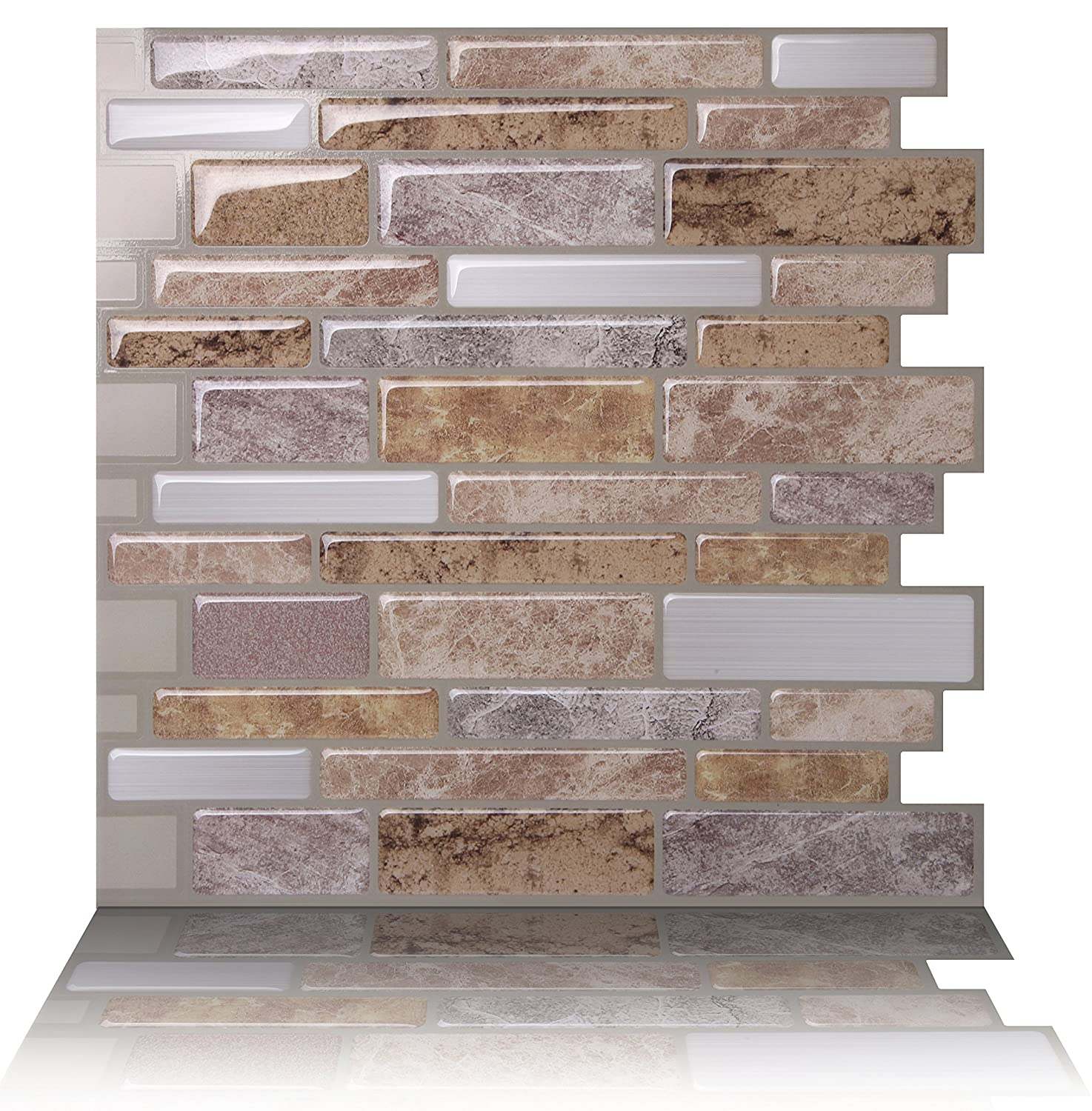 Peel And Stick Backsplash Tiles: High Quality Anti-mold Peel And Stick