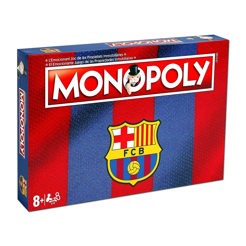 Juego de mesa Barcelona