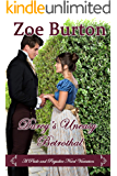 Darcy's Uneasy Betrothal: A Pride and Prejudice Novel Variation