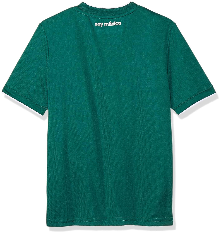 Adidas México Camiseta de Equipación, Niños: Amazon.es: Deportes y aire libre