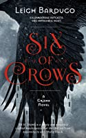 Six Of Crows: Book 1 (English
