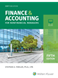 Finance & Accounting for Nonfinancial Managers, 5th Edition
