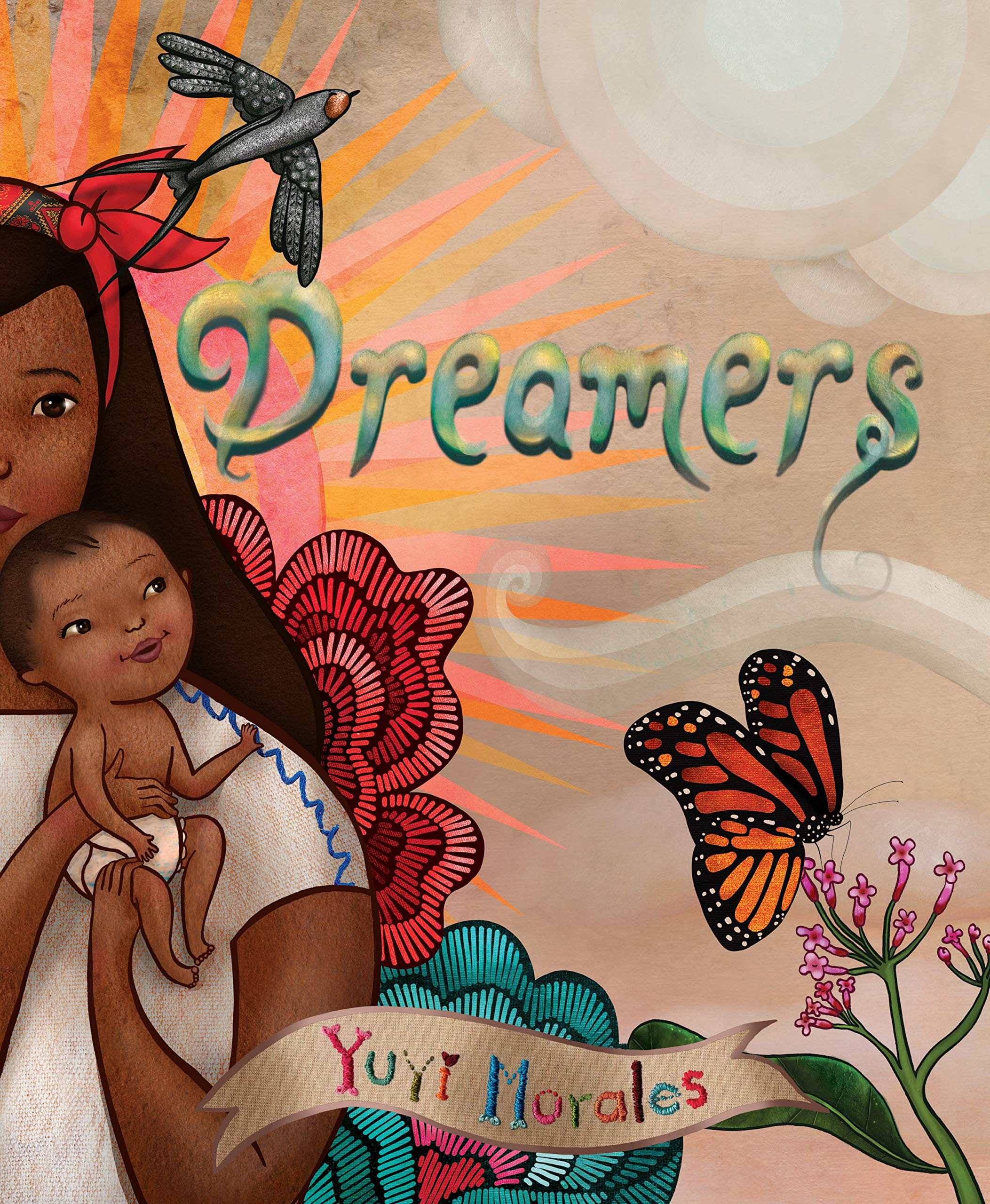 Image result for dreamers yuyi morales