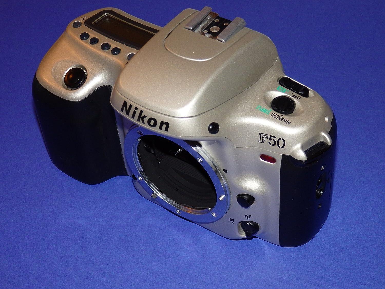 Fotos Nikon F50 – Body/Carcasa – Plata – SLR – Analógico speigelr ...