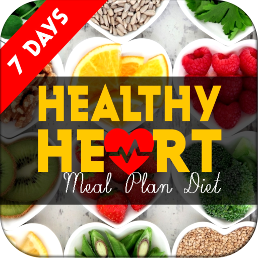 7 Days Healthy Heart Diet Meal Plan