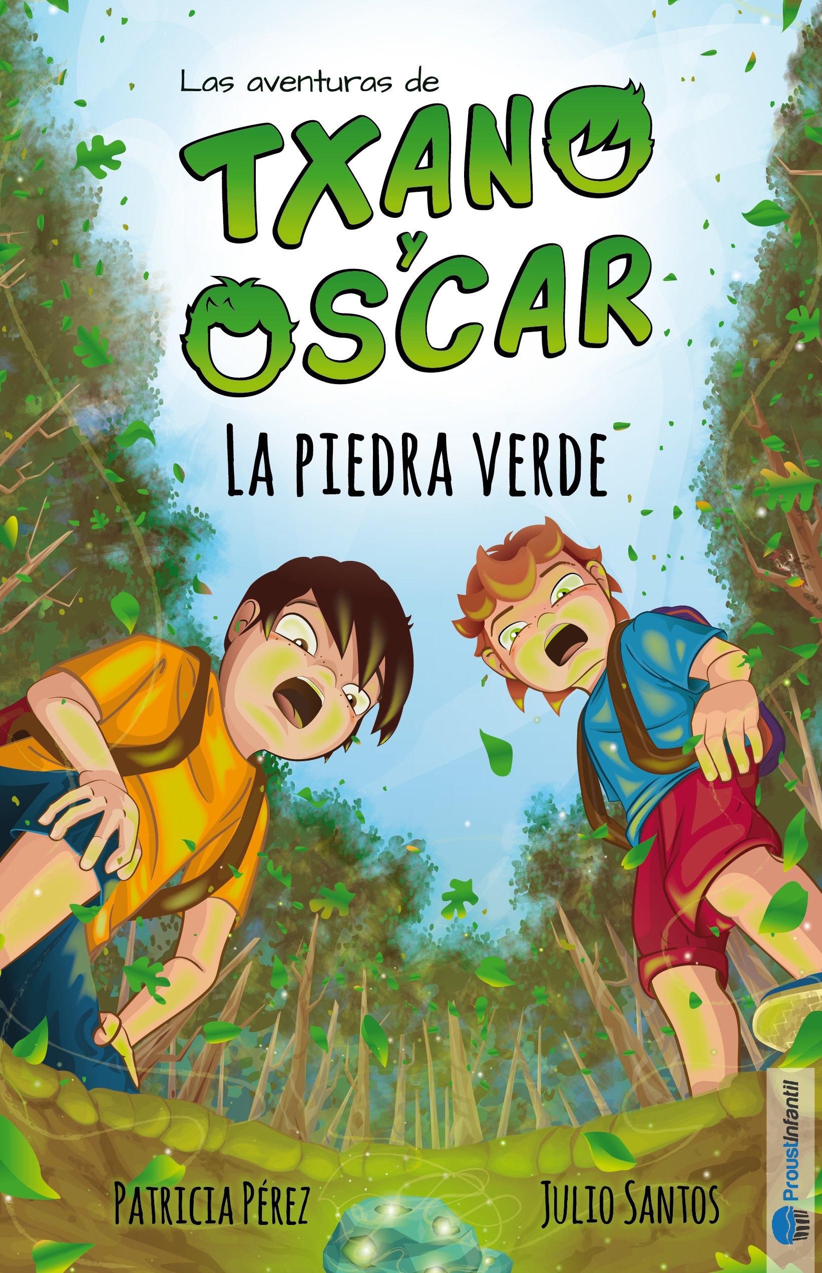 La piedra verde: Amazon.es: Julio Santos García, Patricia Pérez Redondo:  Libros
