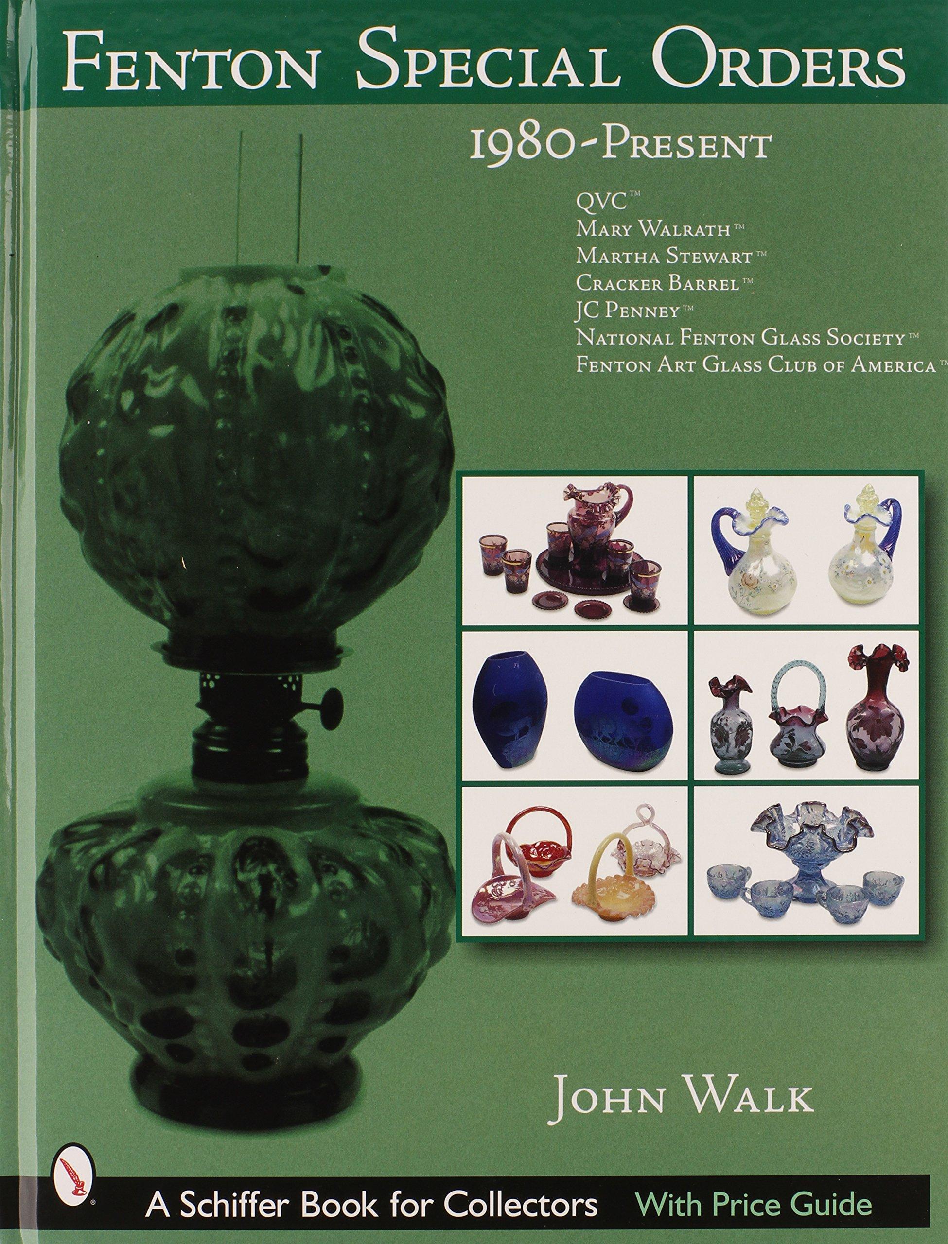Download Fenton Special Orders, 1980-Present (Schiffer Book for Collectors) pdf