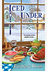 Iced Under (A Maine Clambake Mystery Book 5) Kindle Edition