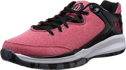 Adidas D Rose Englewood Iii, Black/red