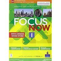 Focus now. Per le Scuole superiori. Con e-book. Con espansione online: 1