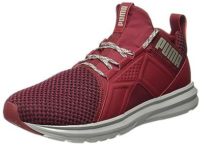 4e06629c738 Puma Men s Enzo Terrain Red Running Shoes - 10 UK India (44.5 EU ...