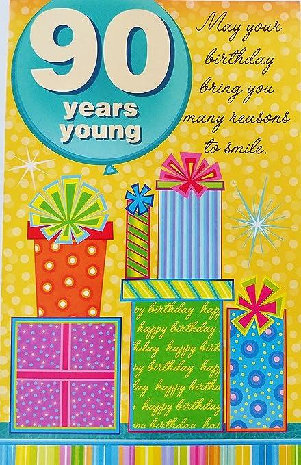 Amazon 90 Years Young