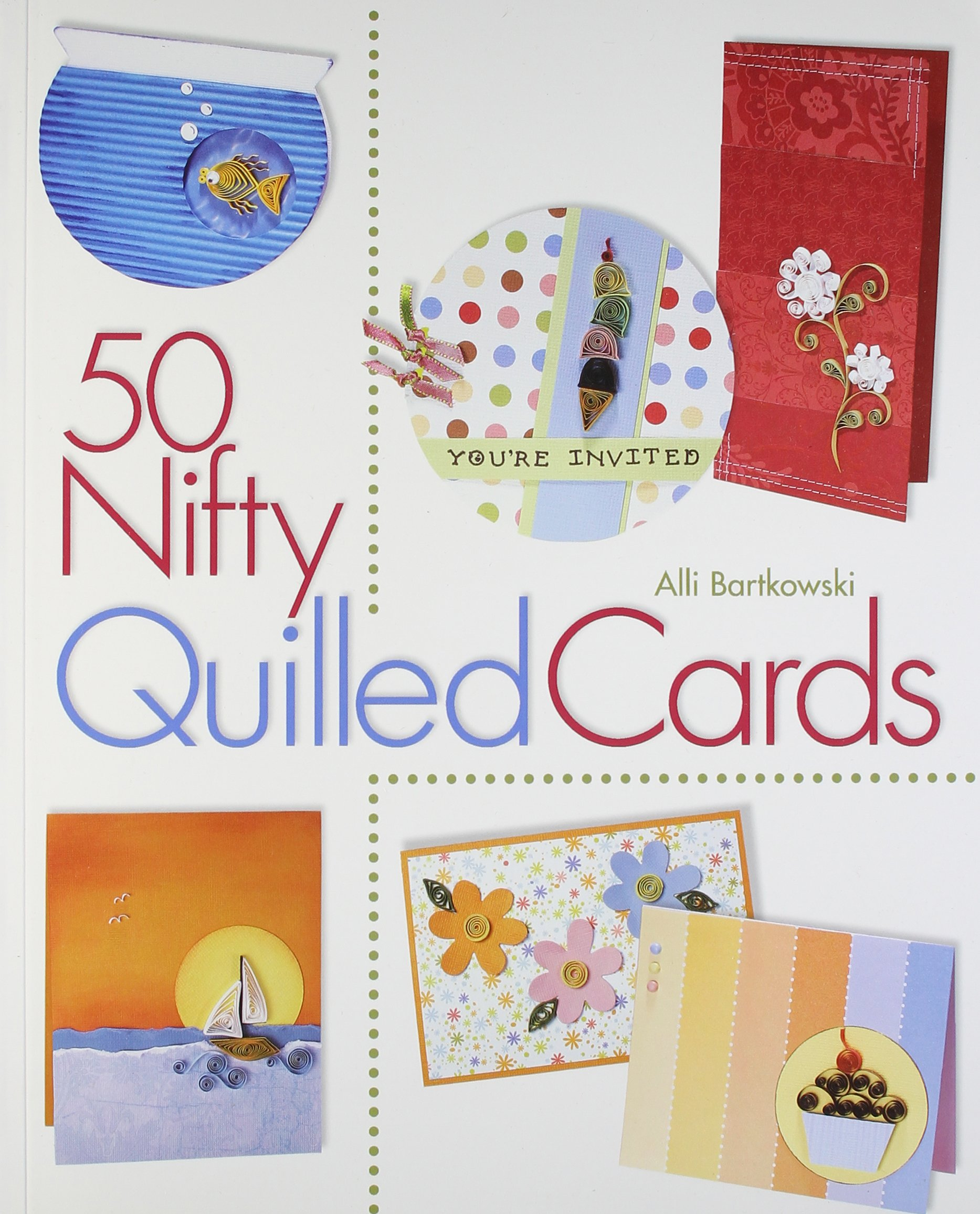 Download 50 Nifty Quilled Cards ebook