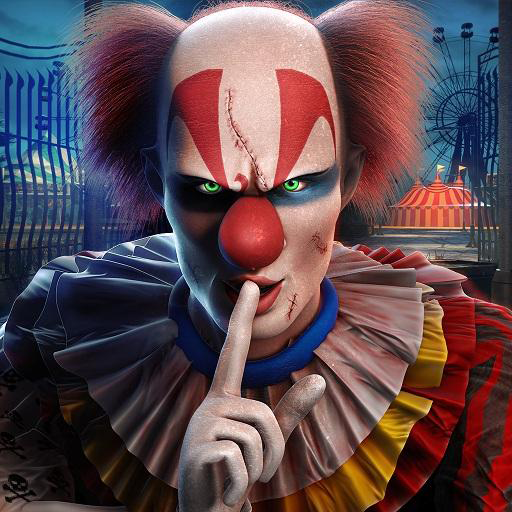 Scary Clown Survival in Horror Haunted House 3D: Scary Neighbor Hard Time Survival Action Thrilling Escape Simulator Game Free For Kids]()