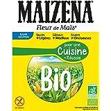 Maïzena Fleur de Maïs Bio 200 g - Lot de 2