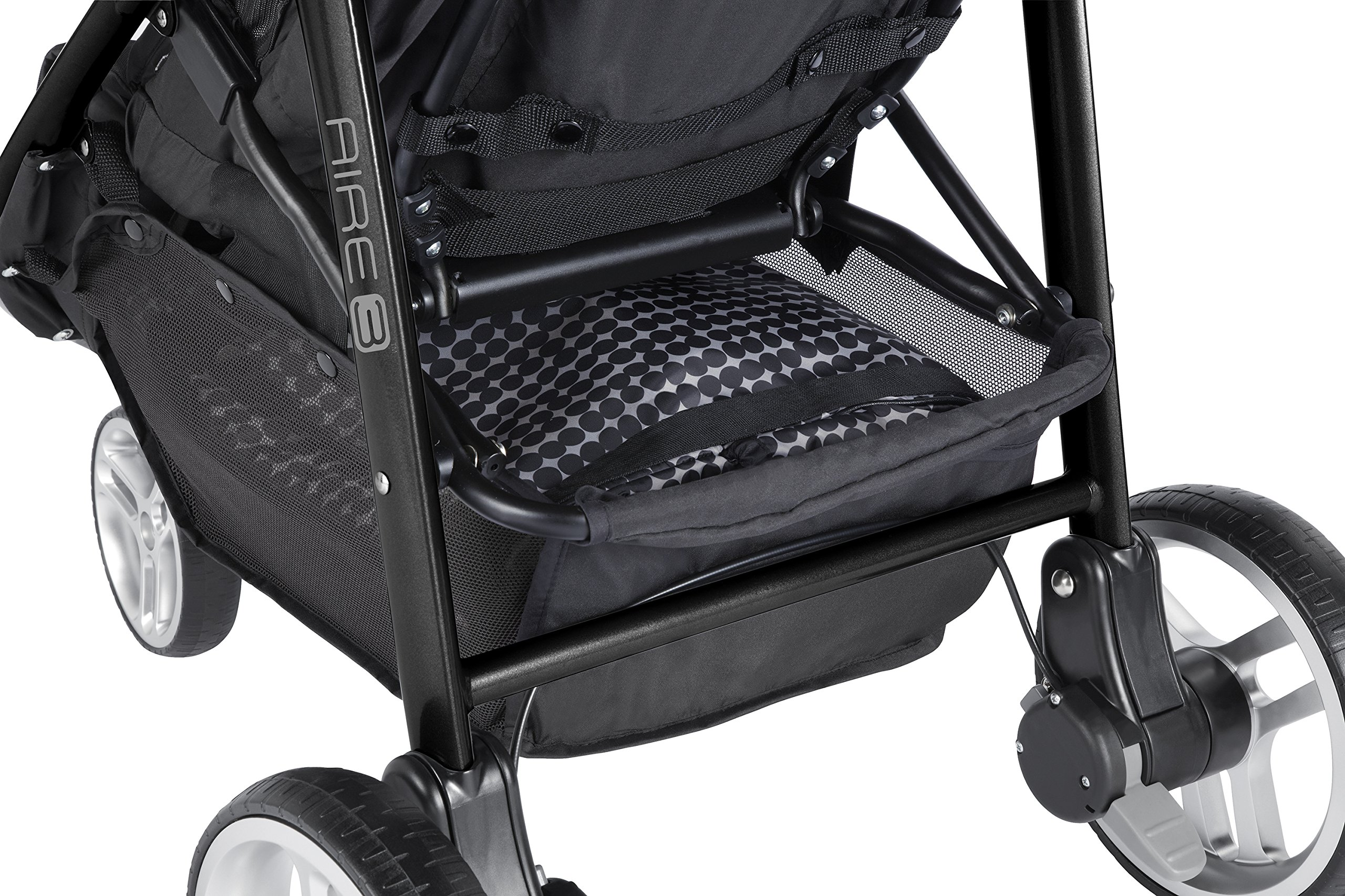 graco click connect stroller how to open