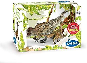 Papo Juego de Dinosaurios 80104, NC: Amazon.es: Juguetes y ...