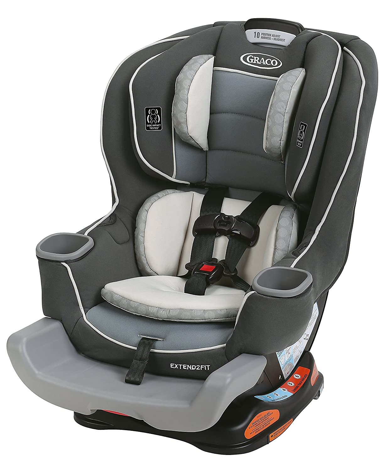Graco slimfit all in one convertible car seat graco nautilus 65 lx 3 in 1 harness booster milestone all in one convertible car seat