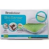 Brookstone BioSense 2-IN-1 Classic Pillow Standard/Queen