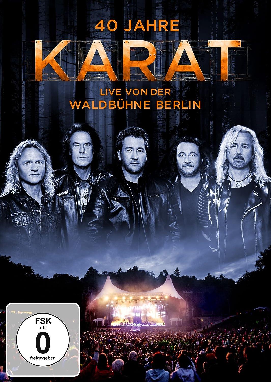 40 Jahre Karat: Live von der Waldbühne Berlin: Amazon.de: Karat: DVD ...