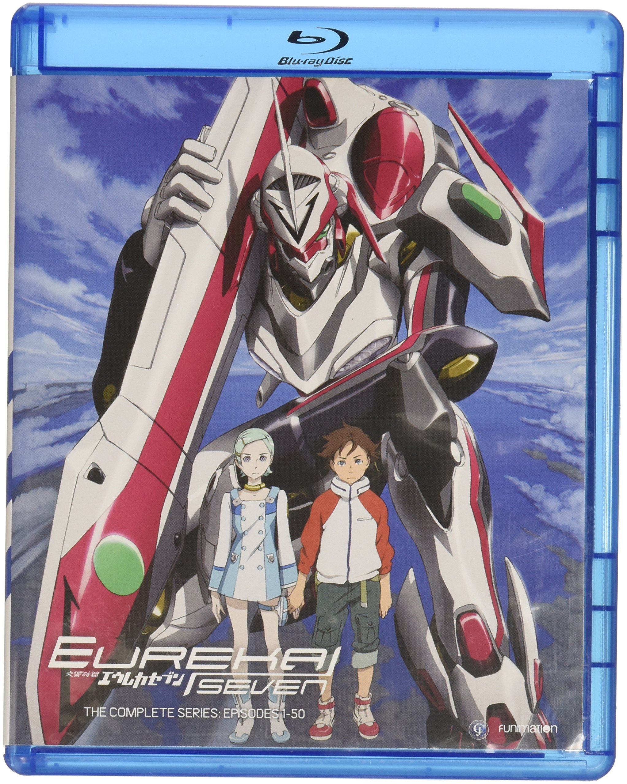 Eureka Seven: The Complete Series [Blu-ray] by FUNimation