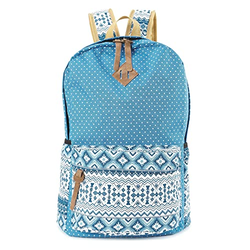 SurePromise One Stop Solution for Sourcing CLE DE TOUS - Mochila de Lona de Estilo Vintage
