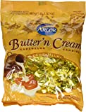 Arcor Butter N Cream Milk Flavored Kosher Candy 1 lb and 1.03 oz (Pack of 2)