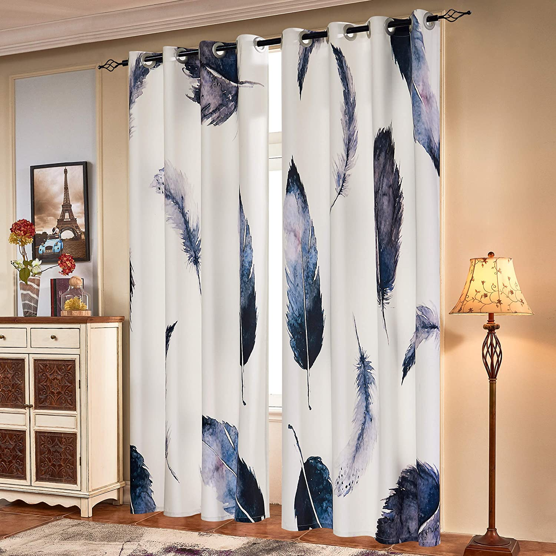 Harry Potter Blackout Window Curtain Panels Living Room Bedroom Drapes 2 Panel Kids Window Curtains Drapes Tipidkorpolri Home Garden