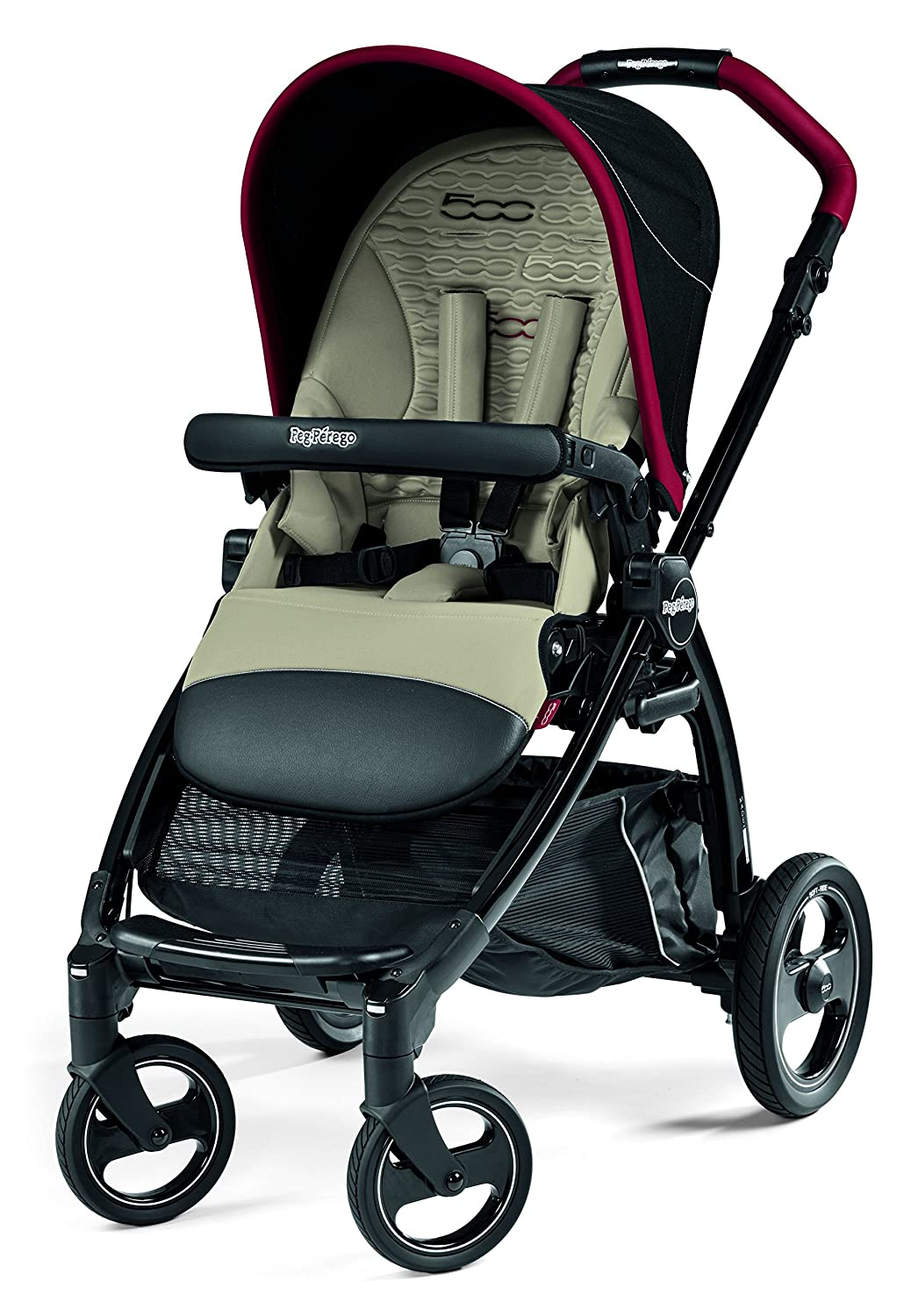 Peg Perego 500NA Book Pop Up-Fiat Stroller by Peg Perego: Amazon.es: Bebé