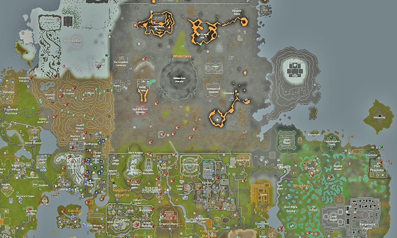 Amazon.com: Runescape Map: Appstore for Android